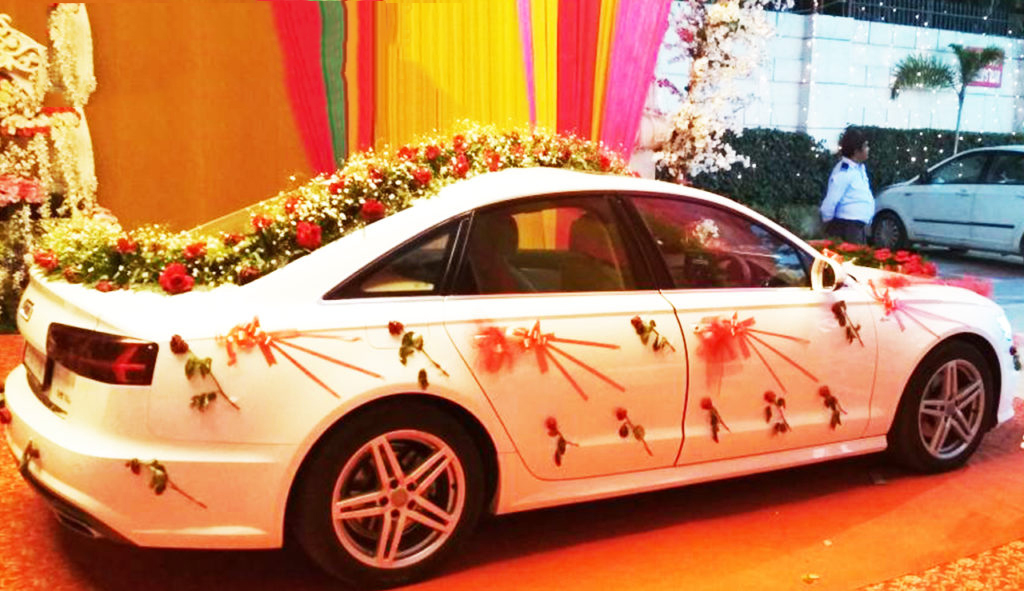 hire Wedding Cars in Chandigarh - mohali - Panchkula - Zirakpur