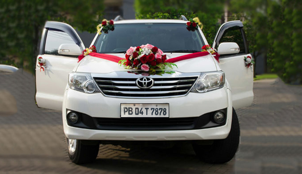 Wedding Cars in Chandigarh at affordable price