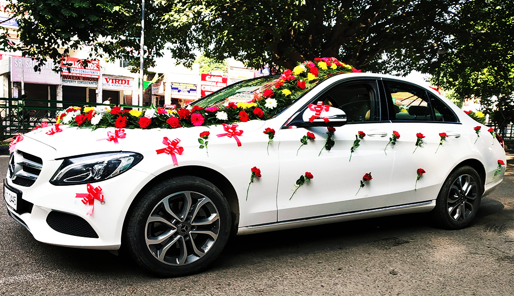 wedding cars in chandigarh